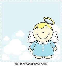 csinos, kicsi angel