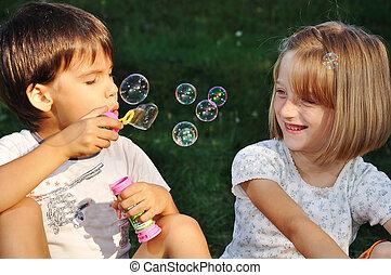 csinos, panama, boldog, gyermekek játék