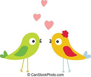 csinos, szeret madár