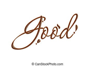 csokoládé, jó, szöveg