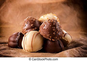 csokoládé, kellemes
