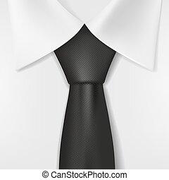 csomó, fehér, black ing