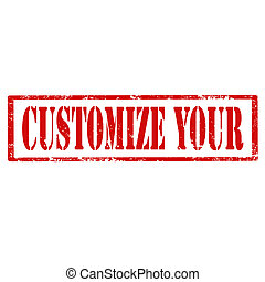 customize, your-stamp