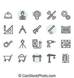 díszlet tervezés, jelkép, ikon, áttekintés, mérnök-tudomány