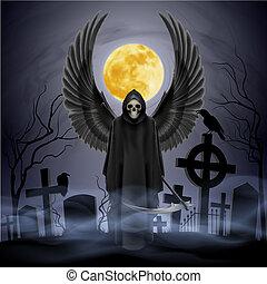 death., angyal