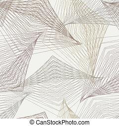 deco, művészet, motívum, modern, 1930s, geometriai