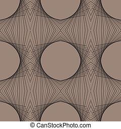 deco, művészet, motívum, modern, geometriai, futuristic
