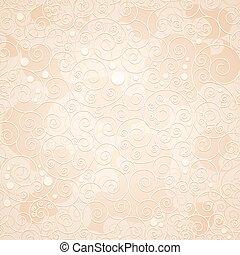 dekoratív, díszítő, beige háttér