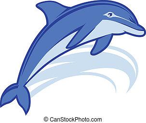 delfin, kabala