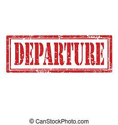 departure-stamp
