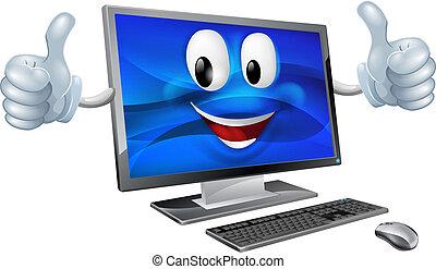 desktop computer, kabala