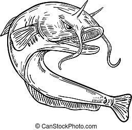 devil-catfish-dwg_bw-cut