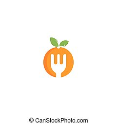 diéta táplálék, kár, concept., design., jel, súly, egészséges