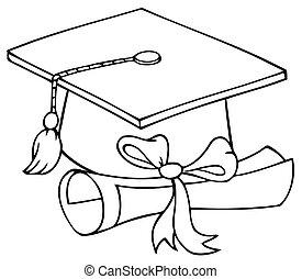 diploma, érettségizik kivezetés