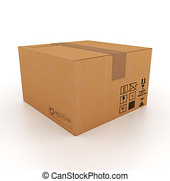 doboz, kartonpapír, 3