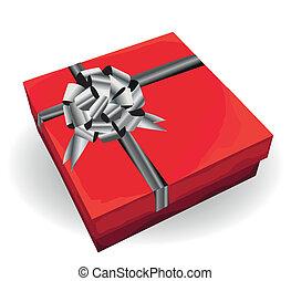 doboz, piros, tehetség