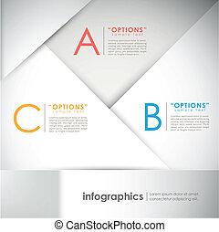 dolgozat, elvont, infographic, alapismeretek