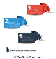dolgozat, infographic, transzparens, opció, workflow