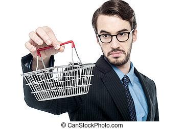 e-commerce, -e, fog, ügy, egyszintű