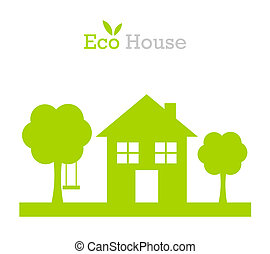 eco, épület