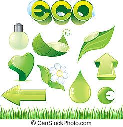 eco, jelkép