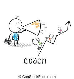edző, edző, ügy
