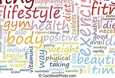 egészség, állóképesség