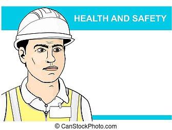 egészség, safety.