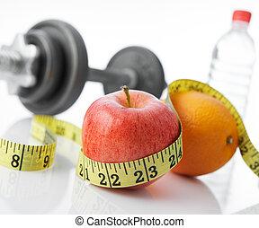 egészséges élénk, étkezési