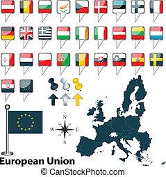 egyesítés, horvátország, európai