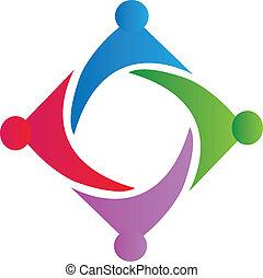 egyesítés, jel, jelkép