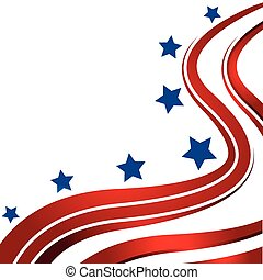 egyesült, usa, flag., egyesült államok, lobogó, háttér