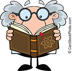 egyetemi tanár, olvasókönyv