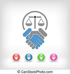 egyezmény, jogi