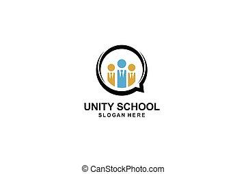 egység, tervezés, ikon, jel, sablon, jelkép, izbogis