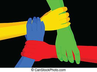egység, változatosság