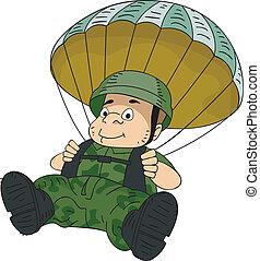 ejtőernyős
