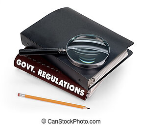 előírások, kormány