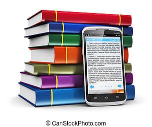 előjegyez, kazal, smartphone, szín, szöveg