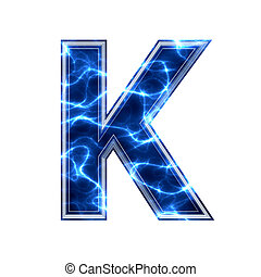 elektromos, k, -, háttér, levél, fehér, 3