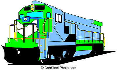 elektromos, lokomotív