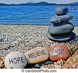 elhisz, megkövez, gyógyulás, bizalom, remény