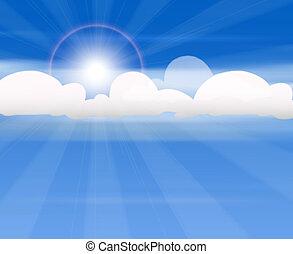 elhomályosul, nap