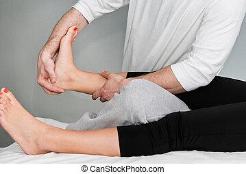 elintézés, gerinc kezelése