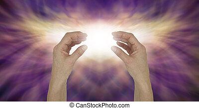 elküldés, energia, gyógyulás