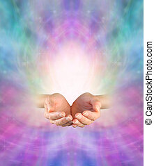 elküldés, energia, isteni, gyógyulás