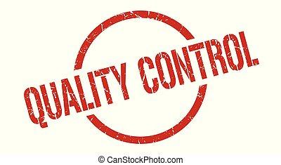 ellenőrzés, bélyeg, minőség