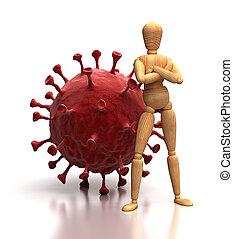 ellenőrzés, vírus