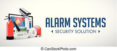 ellenőrzés, website, fogalom, ijedtség, belépés, -, rendszer, égöv, biztonság, transzparens