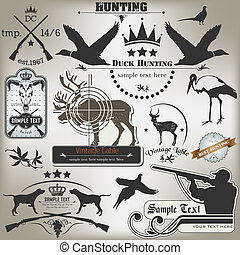 elnevezés, szüret, állhatatos, hunting.